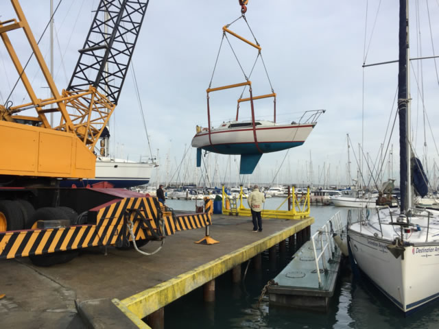 We Scrap Boats - Boat Lifts and Transportation