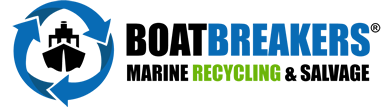 Boatbreakers ® Marine Recycling & Salvage - Scrap Your Boat